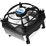 ARCTIC Alpine 11 Pro Rev.2 - 95 Watts Low Noise CPU Cooler for Intel Sockets 1150, 1155, 1156, 775 with Patented Fan Holder - Anti-Vibration