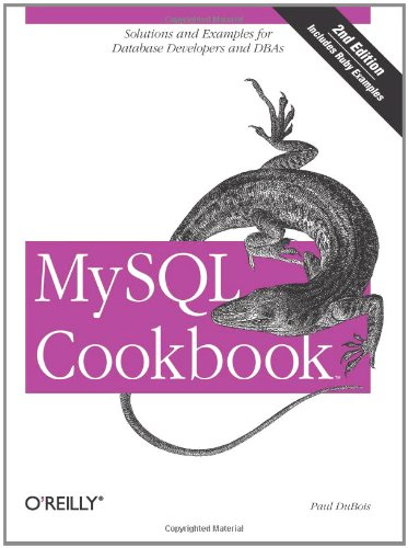 MySQL Cookbook