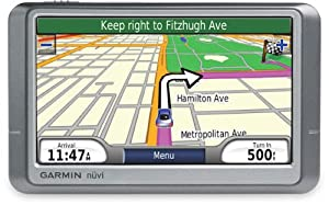 Garmin nüvi 4.3-Inch Portable GPS Navigator-250W