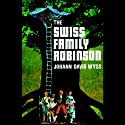 The Swiss Family Robinson Audiobook by Johann David Wyss Narrated by Frederick Davidson