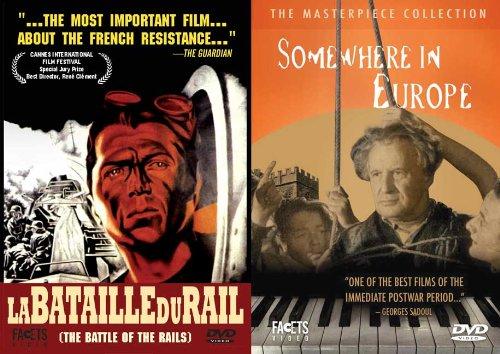 Battlelines: Wwii In Europe - La Bataille Du Rail & Somewhere In Europe