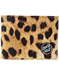 Santa Cruz Leopard Badge Wallet