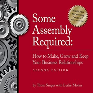 Some Assembly Required Audiobook