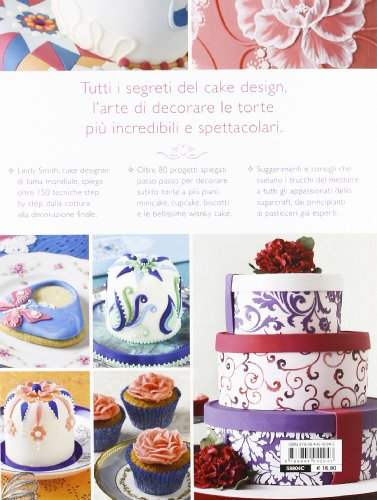 Scuola Di Cake Design Torino : Scuola di cake design. Oltre 150 tecniche e 80 ...