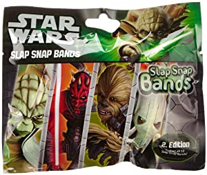 Star Wars Slap Snap Bands Series 2
