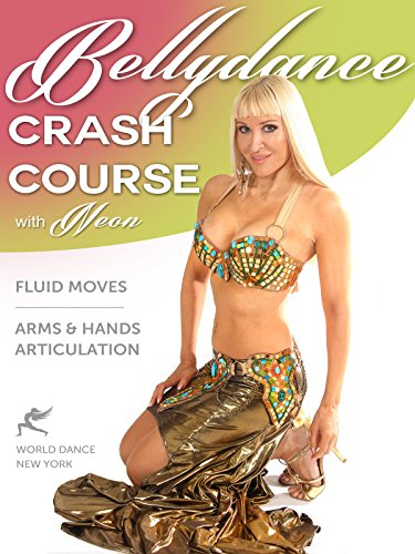 Belly Dance Fluid Moves & Arms/Hans Articulation Crash Course with Neon