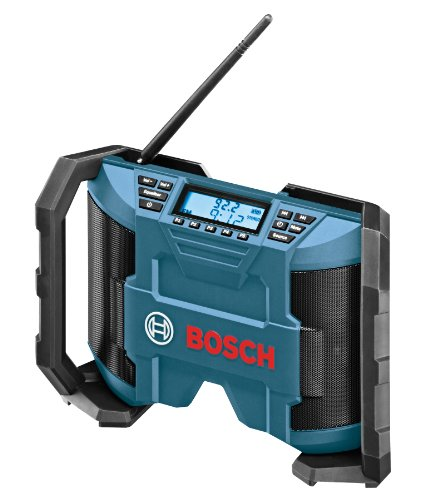 Buy Discount Bosch PB120 12-Volt Max Lithium-Ion or 120V Compact AM/FM Radio with MP3 Player Connect...