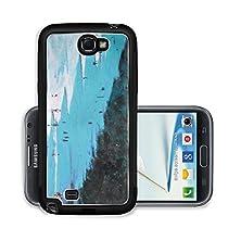 buy Liili Premium Samsung Galaxy Note 2 Aluminum Snap Case Original Oil Painting Beachscape Gold Coast Surfers Paradise Photo 8347990