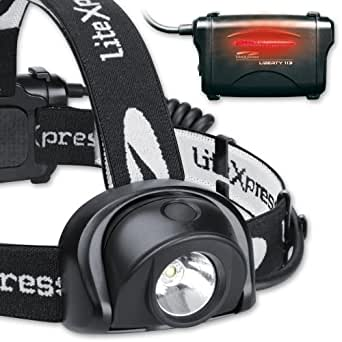 LiteXpress LXL205001 Lampe frontale Liberty 113 LED
