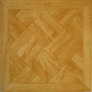 100 vinyl floor tiles light parquet self stick new for 100 vinyl floor tiles