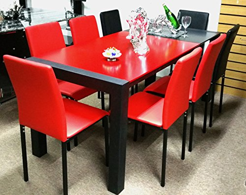 extending table extending tables with chairs. Black Bedroom Furniture Sets. Home Design Ideas