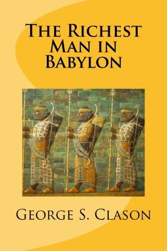 Buchseite und Rezensionen zu 'The Richest Man in Babylon' von George S. Clason