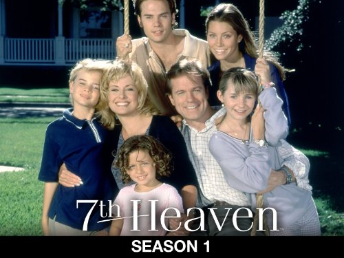 Amazon Com 7th Heaven Season 1 Episode 1 Quot Anything You