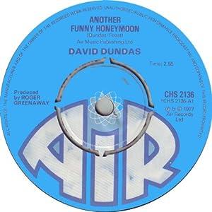 """Another Funny Honeymoon - David Dundas 7"""" 45"""