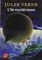 L'île mystérieuse - Texte abrégé