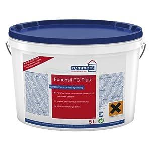Remmers Funcosil FC Plus, Imprägniermittel , 5 Liter  BaumarktKritiken und weitere Informationen