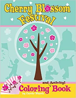Cherry blossom childrens book