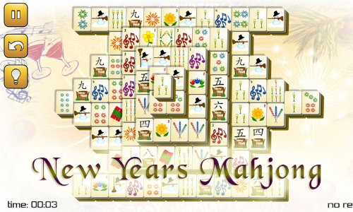 New Years Mahjong Apk 1.2.8