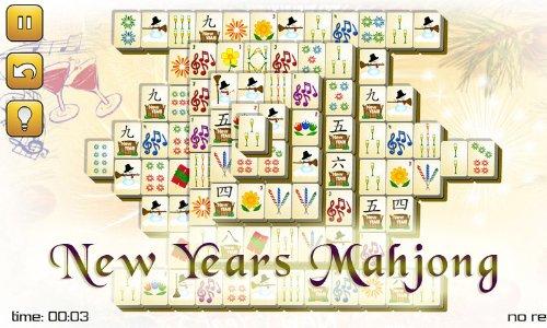 New Years Mahjong Apk 1.2.8