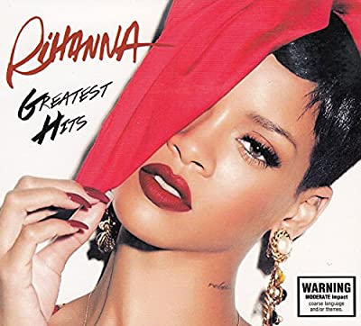Rihanna Greatest Hits 2 CD Digipak