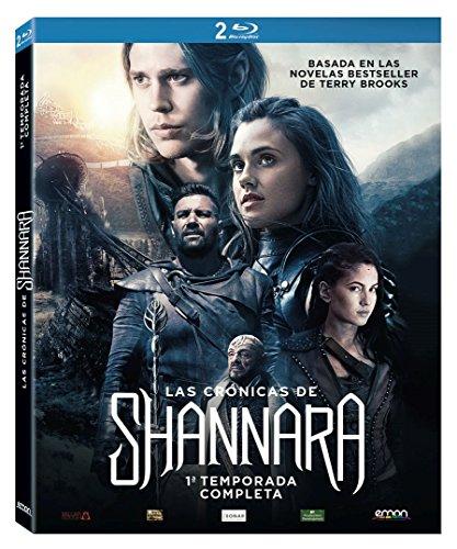Las Crónicas De Shannara - Temporada 1 [Blu-ray]