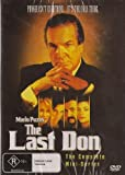The Last Don - Complete Series ( Mario Puzo's The Last Don )