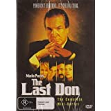 The Last Don - Complete Series ( Mario Puzo's The Last Don )by Danny Aiello
