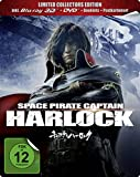 DVD & Blu-ray - Space Pirate Captain Harlock - Steelbook [3D Blu-ray] [Limited Collector's Edition]
