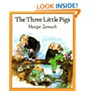 The Three Little Pigs: An Old Story (Sunburst Book)