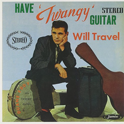 Duane Eddy - Twang Thang The Duane Eddy Anthology - Zortam Music