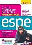 Concours Professeur des écoles - Epreuve écrite de Mathématiques - Concours 2016 - Nº01...