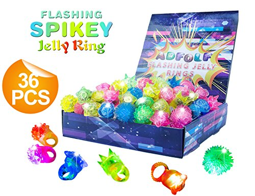 36-Pack-Flashing-Led-Bumpy-Rubber-Rings-Party-Jelly-Light-Up-Finger-Toys-for-Kids-Adults