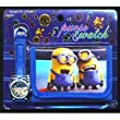 Despicable Me 2 Children's Watch Wallet Set For Kids Children Boys Girls Great Christmas Gift Gifts Present - Sold by Happy Bargains Ltd
