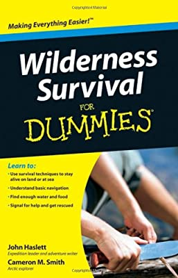 Wilderness Survival For Dummies from For Dummies