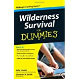 Wilderness Survival For Dummies ~ Cameron M. Smith