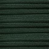 Paracord Planet Nylon 550lb Type III 7 Strand Paracord Made in the U.S.A. -Dark Green -