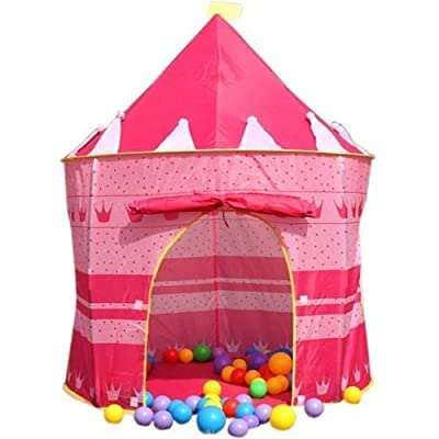 REDWOOD Pop-Up Princess Castle Tent