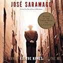 All the Names Audiobook by Jose Saramago, Margaret Jull Costa (translator) Narrated by Traber Burns