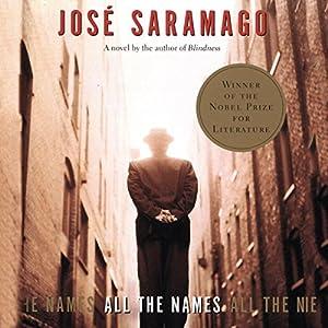 All the Names | [Jose Saramago, Margaret Jull Costa (translator)]