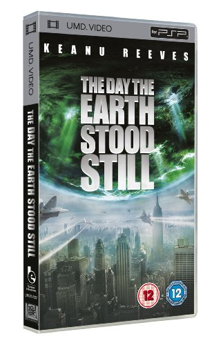 The Day The Earth Stood Still (2008) [Reino Unido] [UMD Mini para PSP]