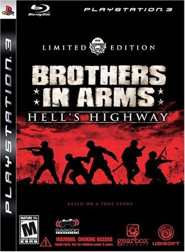 Brother's in Arms: Hell's Highway Limited Edition - Playstation 3 (Ps3 Brothers In Arms compare prices)