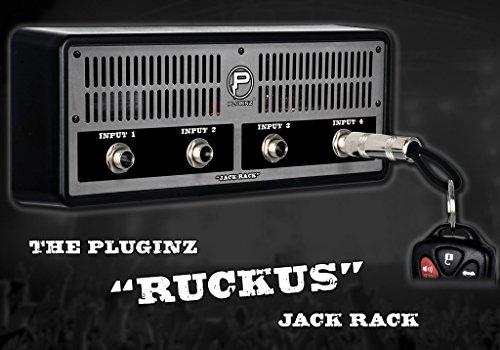 Pluginz Jack Rack Ruckus Keyholder · Articolo da regalo