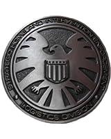 Marvel Comics AGENTS OF SHIELD Pewter Finish Metal BELT BUCKLE
