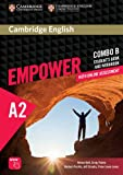 img - for Cambridge English Empower Elementary Combo B with Online Assessment book / textbook / text book