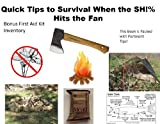 Quick Tips: To Survival when the Sh!% Hits the Fan (Quick Tips to Book 4)