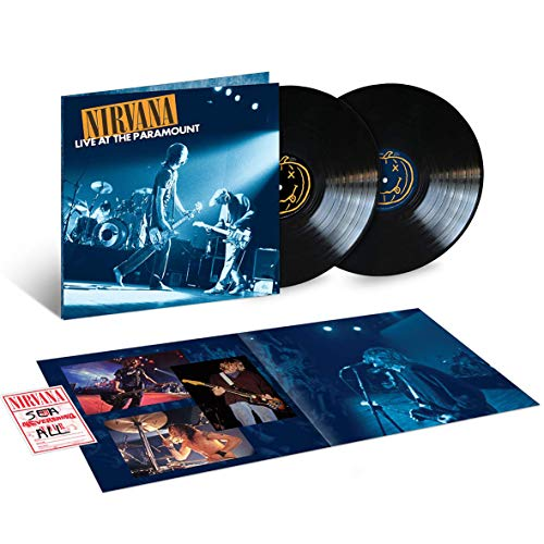 Vinilo : Nirvana - Live At The Paramount (180 Gram Vinyl)