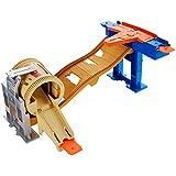 Hot Wheels Track Builder Deluxe Barrel Drop Stunt Pack
