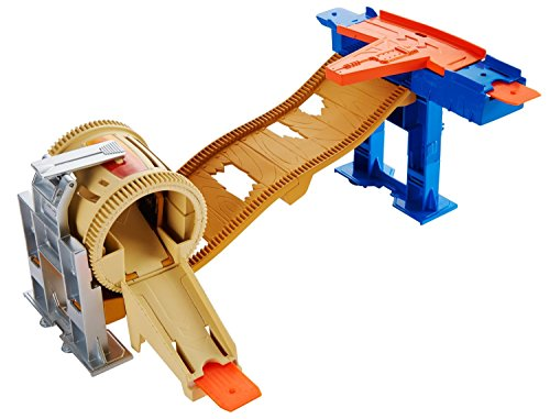 Hot Wheels Track Builder Deluxe Barrel Drop Stunt Pack