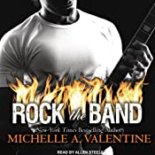 Rock the Band: Black Falcon, Book 2 | [Michelle A. Valentine]