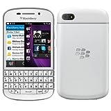 Blackberry Q10 (White ホワイト) RFN81UW 版 SIMフリー 海外携帯